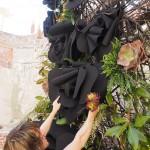 Antiguo Cine Moderno. Decoración floral de Mia Parramon, Narlon Rocha y otros. Foto ®Pere Duran