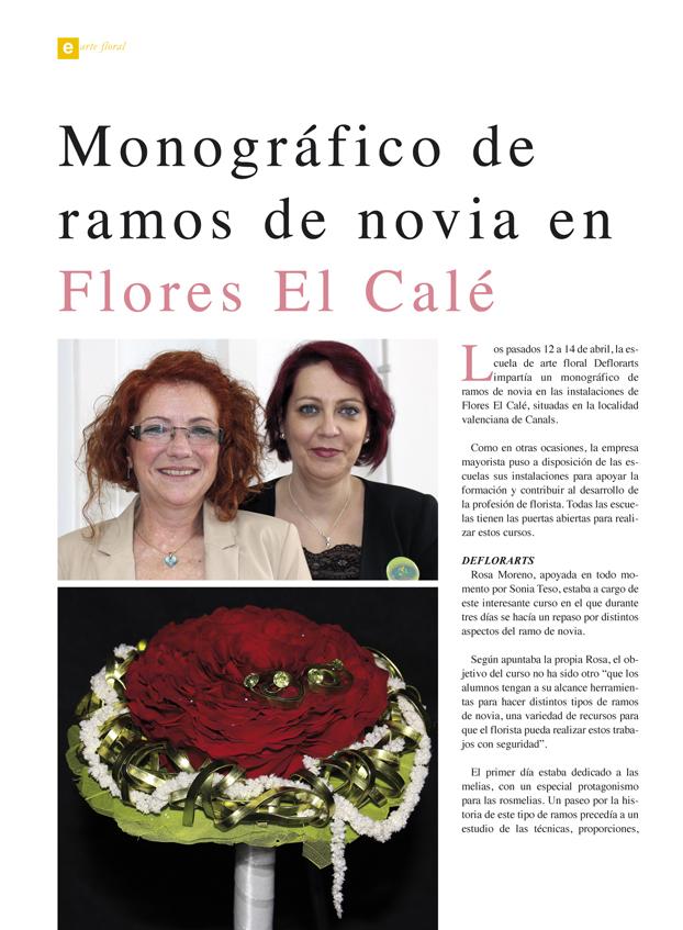 extraFlorista nº 146, pág. 44. Verdiland Ediciones, SL