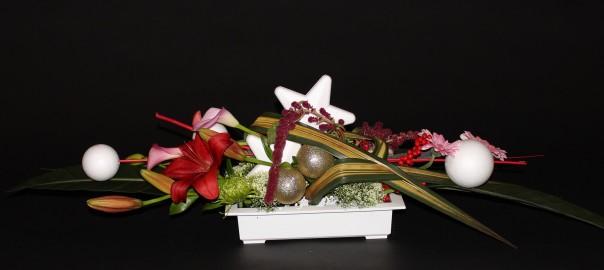 Símbolos Navideños y sus posibilidades, por Smilax Escuela de Arte Floral