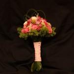 Ramo de novia semialambrado