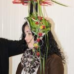 Sombrero floral
