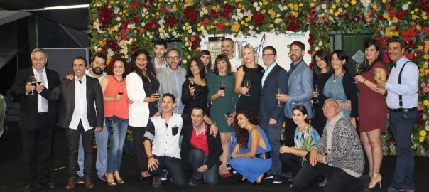 Brindis por el #MAF Mejor Artesano Florista