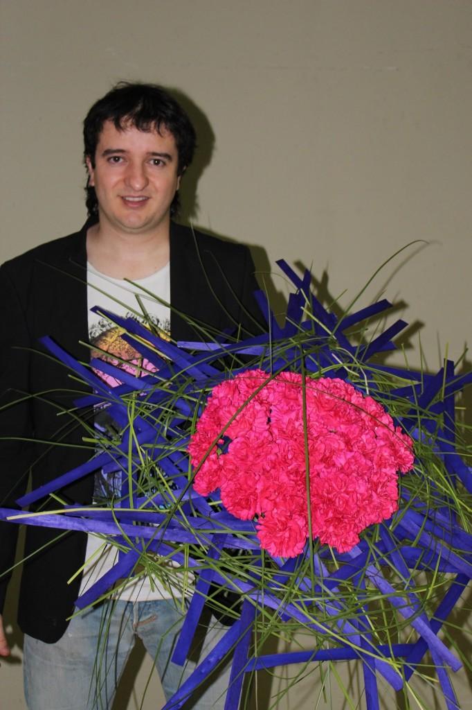 Demostración Sergio González, finalista MAF