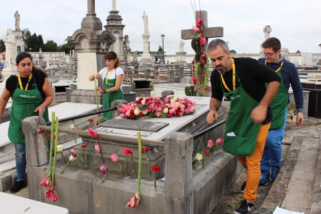 Prueba en Cementerio de Avilés