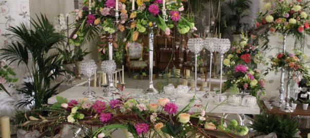 Demostración 'Empatía Floral' en Flores El Calé