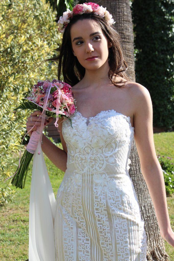 Se ha tratado de un verdadero pase privado para que los participantes en el  curso pudieran ver el resultado de su aprendizaje y retrataran a la novia  con ... 4b387f72fd6