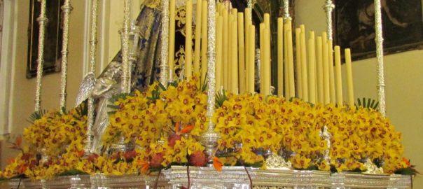Semana Santa, Semana Grande, Semana de Flores, Floristas y Sentimientos.