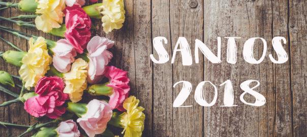 CONSEJOS PARA LA CAMPAÑA DE SANTOS 2018