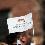 Copa del Mundo Fleurop-Interflora Berlín 2015. Foto: Fleurop AG, Berlín