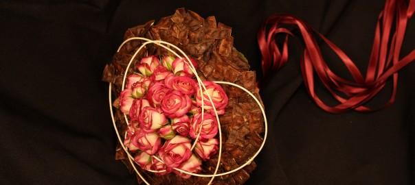 Nuevas técnicas aplicadas al ramo de novia.  Curso de Juamba Bosch para la Asociación de Floristas de Albacete