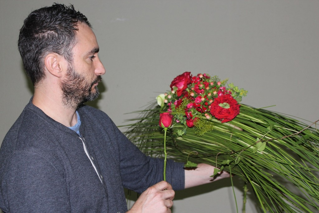 Mario Huerta, finalista MAF 2015